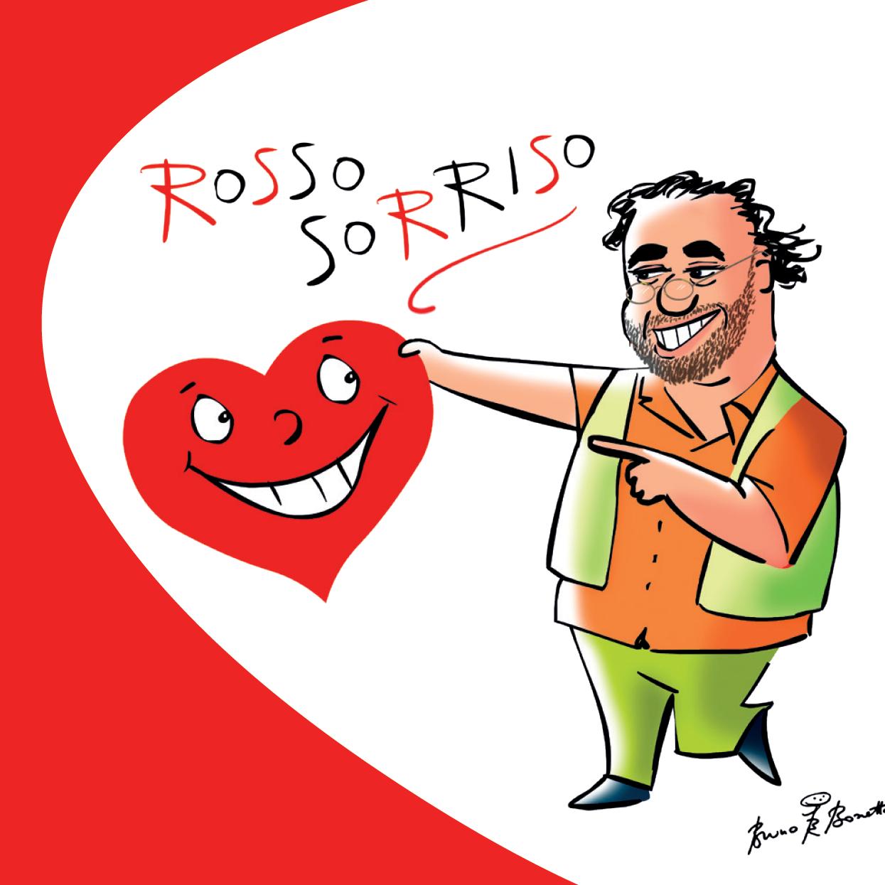 Rosso Sorriso La Casa Dei Regali